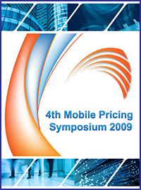 4th Mobile Pricing Symposium 2009