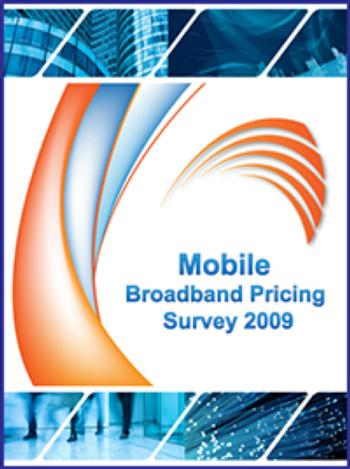 Mobile Broadband Pricing Survey 2009