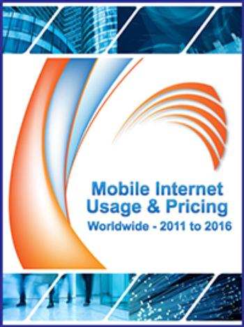 Mobile Internet Usage and Pricing Worldwide - 2011 to 2016