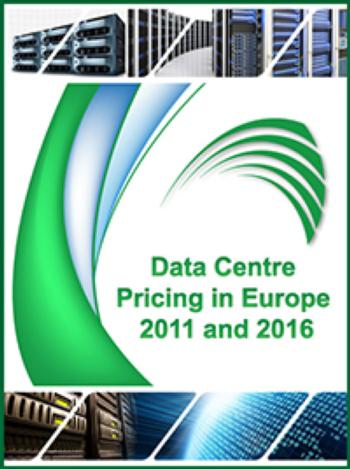 Data Centre Pricing in Europe  2011 -  2016