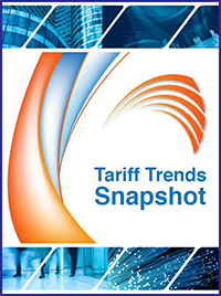 Tariff Trends SnapShot 103 - Key mobile trends for 2018